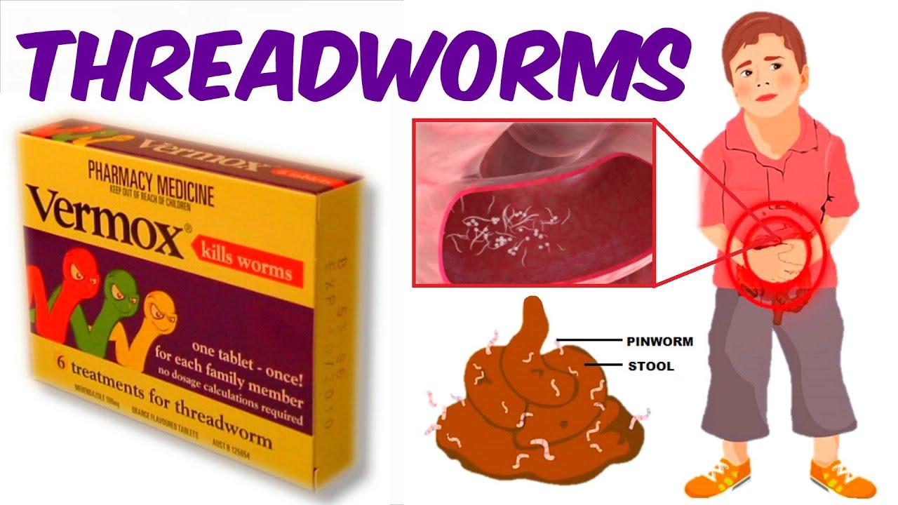 mekkora a pinworm
