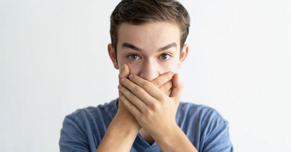 ha a lélegzete folyamatosan rossz szagú