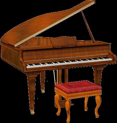 Parazita hangok a zongorán