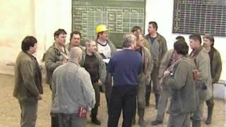 parazita bányász