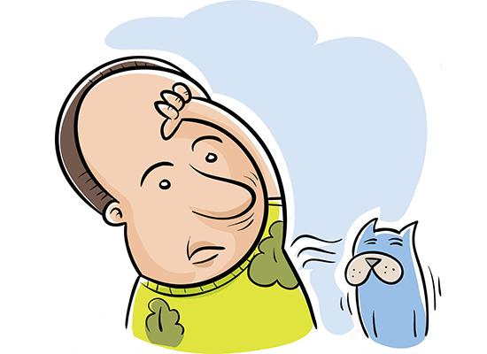 colibacillus szag a szájból ammónia rossz lehelet