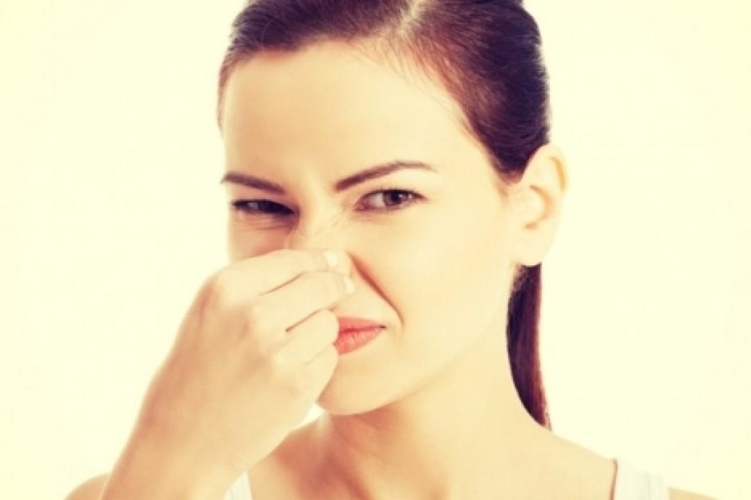 az orr és a száj rossz szaga