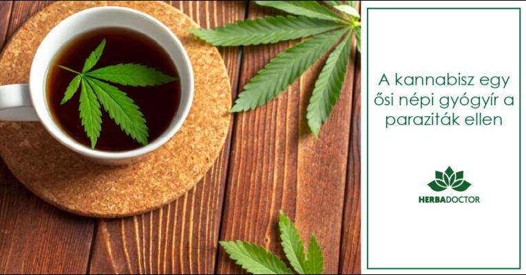 Marihuána és paraziták - Méregtelenítés a marihuána metabolitjaiból
